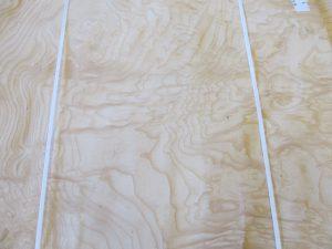 Ash Burl Veneer - White