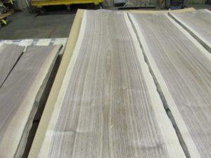 Walnut Veneer 1/16, Thick Walnut Veneer, Dark wood, Hardwood, Veneer