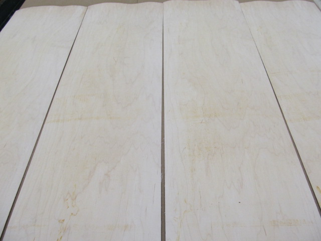 Face Ply Skateboard Veneer