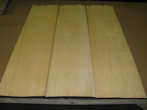 12×48 Skateboard Maple Rotary Veneer