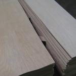"""12"""" x 40"""" x 1/16"""" Maple Veneer - 70 sheets - makes 10 decks"""