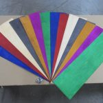 """12"""" X 48"""" x 1/16"""" Color Dyed Maple Veneer Pack - Face Grade"""