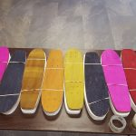 Make Your Own Skateboard and Longboard with Marwood Inc. in Jeffersonville Indiana