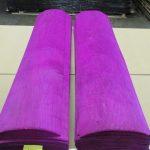 12″ X 48″ x 1/16″ Dyed Maple Veneer Pack (Burnt Orange)