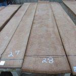 Pomele Sapele Veneer - $0.43 per square foot - 1 Bundle